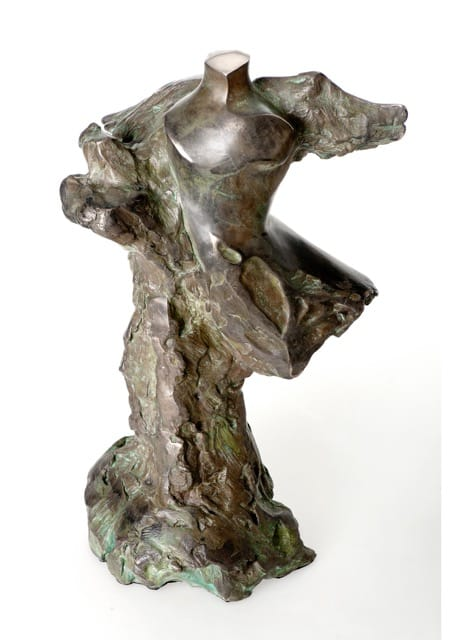 'Angel Delight' - Bronze 40cm x 20cm
